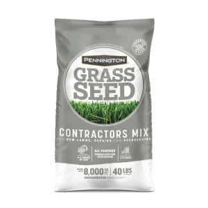 40 lbs. Northern Contractors Seed Mix