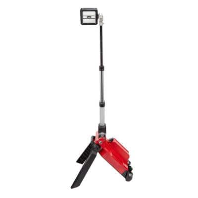 M18 ONE-KEY 18-Volt Lithium-Ion Cordless ROCKET Dual Pack Tower Light (Tool-Only)