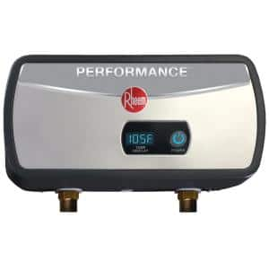 Performance 3.5 kW 0.68 GPM Point-Of-Use Tankless Electric Water Heater