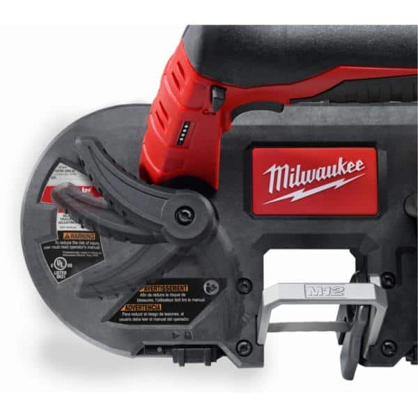 Carrying Case without battery and charger Milwaukee Cordless Band Saw m 12 BS 0
