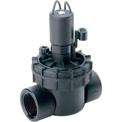 150 psi 1 in. In-Line Jar-Top Valve