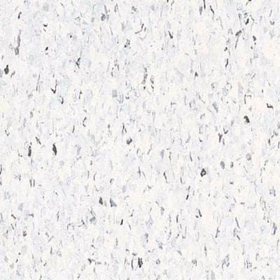 Take Home Sample - Multi Cirque White Excelon Vinyl Tile - 5 in. x 7 in.