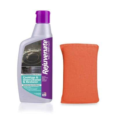 10 oz. Glass and Ceramic Cooktop and Oven Cleaner and Restorer