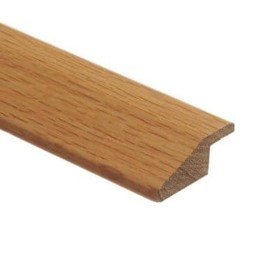 Red Oak Natural 3/8 in. Thick x 1-3/4 in. Wide x 94 in. Length Hardwood Multi-Purpose Reducer Molding