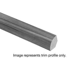 Venbrook Oak 5/8 in. T x 3/4 in. Wide x 94 in. Length Laminate Quarter Round Molding