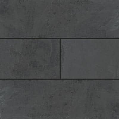 Hampshire 4 in. x 12 in. Gauged Slate Floor and Wall Tile (5 sq. ft. / case)
