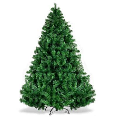 6 ft. PVC Artificial Christmas Tree with Metal Legs