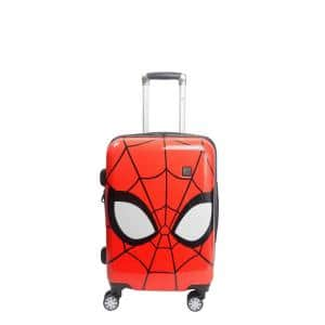 Marvel Spiderman Big Face 21 in. Hard Sided Carry On