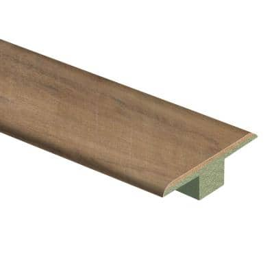 Harvest Cherry 7/16 in. Thick x 1-3/4 in. Wide x 72 in. Length Laminate T-Molding