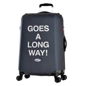 Spandex Luggage Cover Fits 18 in. to 22 in.