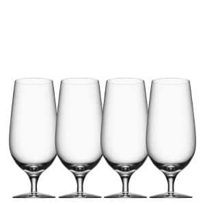 Beer 20.3 oz. Lager Glass (Set of 4)
