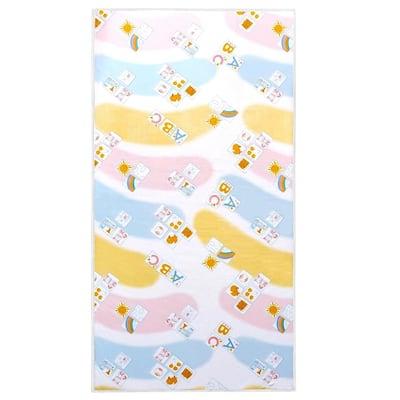 5 in. Foam Standard Crib and Toddler Mattress, Printed