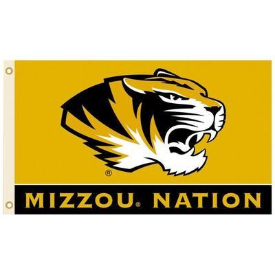 NCAA 3 ft. x 5 ft. Missouri Flag
