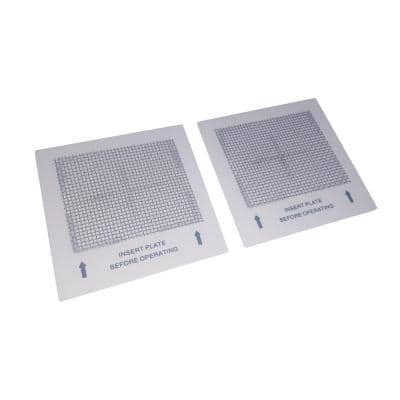 2 Small Ozone Plates for CH, CA, BL and BA Air Purifier