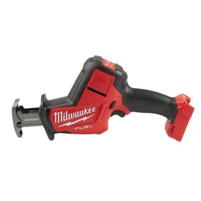 M18 FUEL 18-Volt Lithium-Ion Brushless Cordless HACKZALL Reciprocating Saw (Tool-Only)