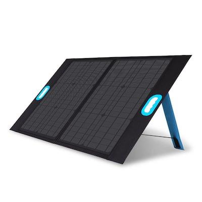 50-Watt E.Flex Foldable Lightweight Portable Monocrystalline Solar Panel