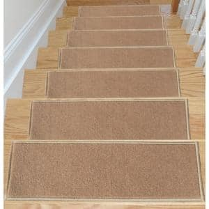 Roppe Light Duty Ribbed Design Camel 12 1 4 In X 36 In Rubber Square Nose Stair Tread 36803p191 The Home Depot