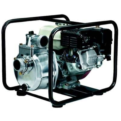 2 in. 3-1/2 HP Centrifugal Pump with Honda Engine