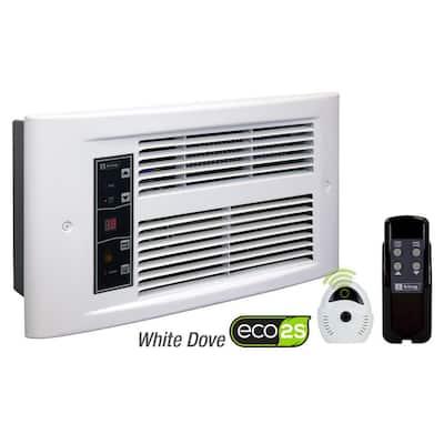 PX Eco 240-Volt, 1750-Watt, Electric Wall Heater in White Dove