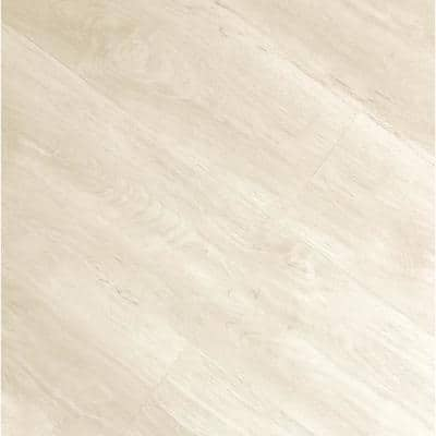 Take Home Sample - HydroStop Paradise Bay Floor and Wall DIY Rigid Core SPC Click Floating Vinyl Plank - 7 in. x 6 in.