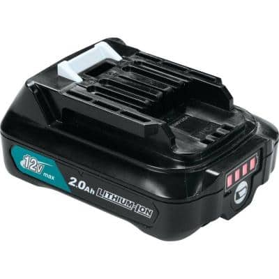12-Volt MAX CXT Lithium-Ion 2.0 Ah Compact Battery Pack