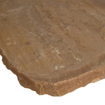 12 in. x 18 in. Rustic Canyon Natural Sandstone Step Stone (1.5 Sq. Ft./Piece)