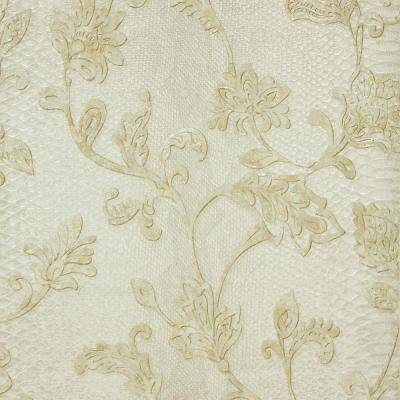 Puglia Ivory Python Arabesque Vinyl Peelable Wallpaper (Covers 57.8 sq. ft.)