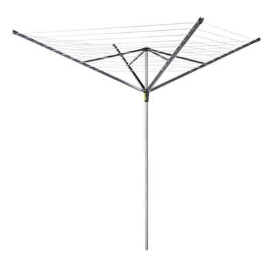 164 ft. Easy Breeze Outdoor Umbrella Clothesline