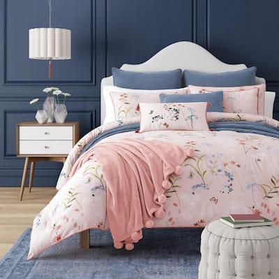 Blakely Rose Full/Queen 3Pc. Comforter Set
