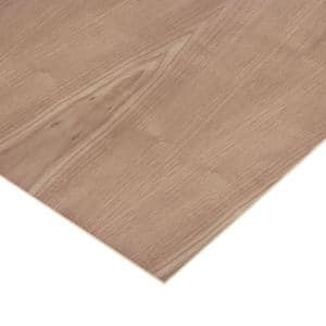 1/4 in. x 2 ft. x 4 ft. PureBond Walnut Plywood Project Panel (Free Custom Cut Available)