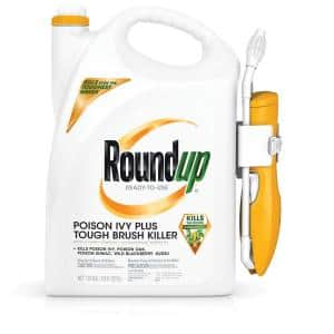 Poison Ivy and Tough Brush Killer 1.33 Gal. Ready-to-Use Comfort Wand