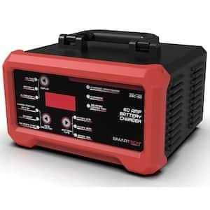 SBC-50 6-Volt/12-Volt Shelf Automotive Battery Charger, Maintainer