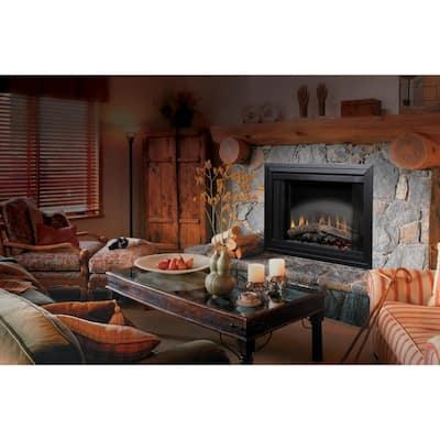 39 in. Standard Built-In Fireplace