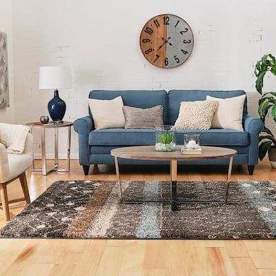 Adobe Multi 8 ft. x 10 ft. Indoor Area Rug