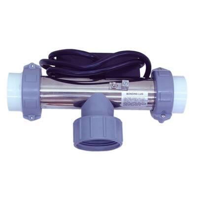 1500-Watt Universal T-Flow Whirlpool Bath Heater