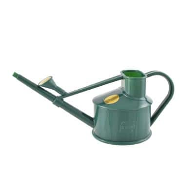 English Garden Handy 1-Pint Green Plastic Watering Can