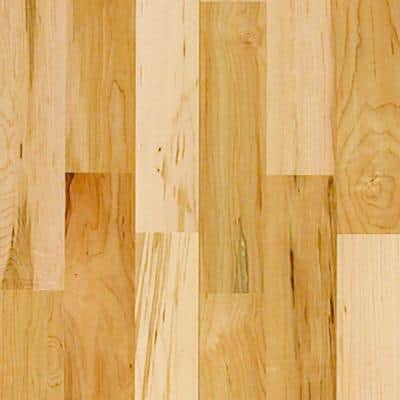 Take Home Sample - Vintage Maple Natural Engineered Click Wood Flooring - 5 in. x 7 in.