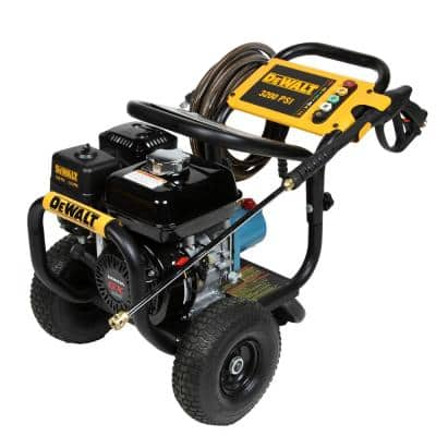3200 PSI 2.8 GPM Gas Pressure Washer Powered by HONDA
