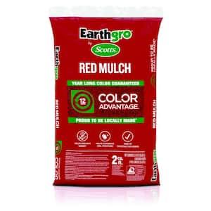 2 cu. ft. Red Mulch