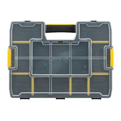SortMaster 15-Compartment Small Parts Organizer