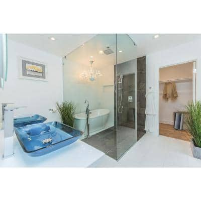 Bombay Modasa Cove Base Matte 6.02 in. x 12.99 in. Porcelain Wall Tile (0.54 sq. ft.)