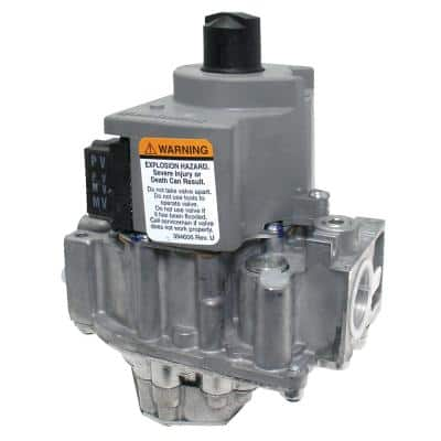 3/4 in. Natural Gas Valve for Gas Water Heaters