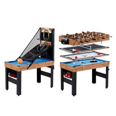 5 in 1 Combo Game Table