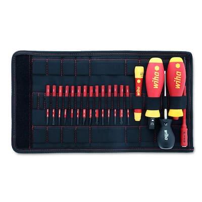 20-Piece Insulated Torque Control and Slimline Blade Set