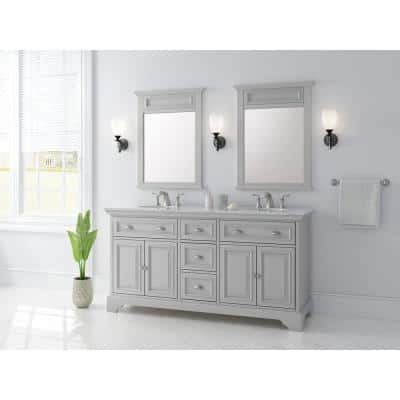 No Additional Features Home Decorators Collection Bathroom Vanities Bath The Home Depot