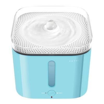 1/2 Gal. Blue Acrylic Eversweet Smart Fountain Waterer