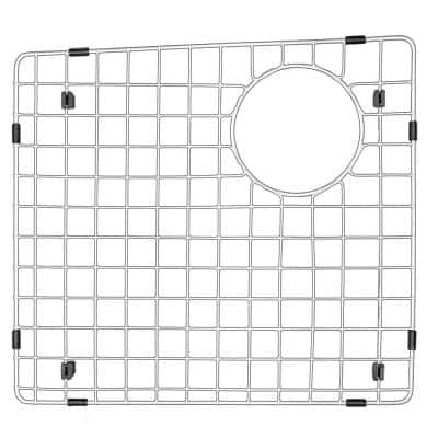 15-3/4 in. x 15 in. Stainless Steel Bottom Grid Fits QT-711 / QU-711
