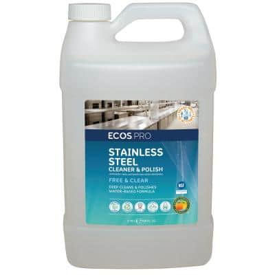 128 oz. Stainless Steel Cleaner and Polish