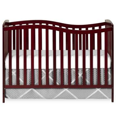 Chelsea 5-IN-1 Cherry Convertible Crib