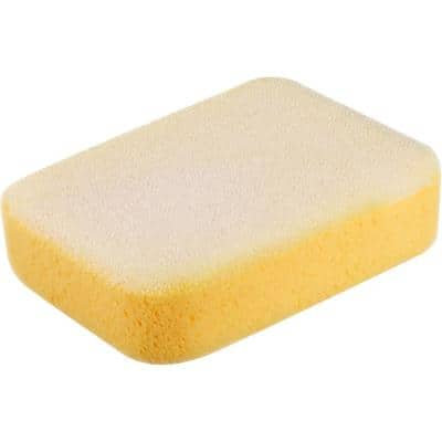 7-1/2 in. x 5-1/4 in. Multi-Purpose Scrubbing Sponge for Grouting, Cleaning and Washing